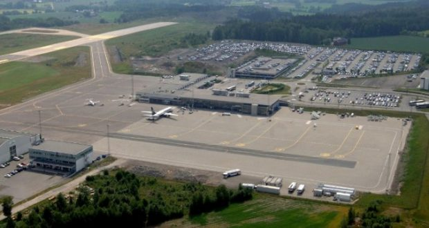 Sandefjord, Lufthavn, Torp, airport, private, government, owned, Norway, Oslo, duty-free, shopping, funded, low-cost, airlines