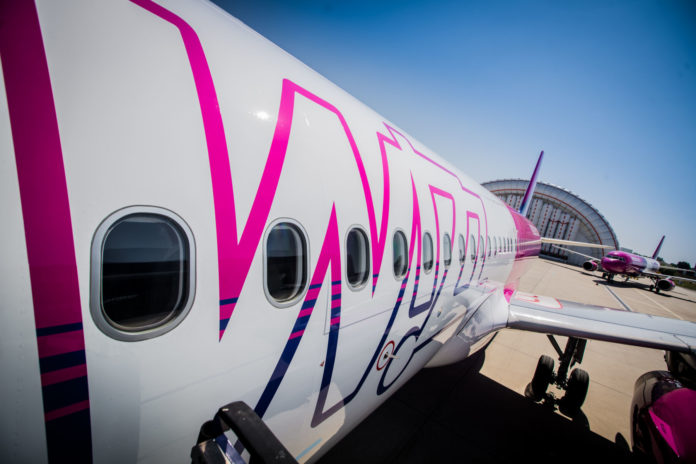 Wizz Air, new routes, winter, London, Luton, Tromso, Grenoble, Eilat, Norway, Verona, licence, operating, UK