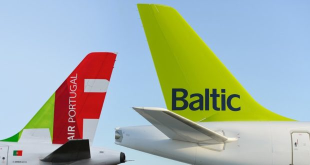 Airbaltic And Tap Reveal Codeshare Standby Nordic