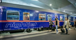 Austrian Railways, nightjet, rail, train, Germany, Berlin, sleeper, journeys, Vienna, Austria, bed, fare, ticket, travel