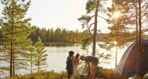 Sweden, crime, theft, thieves, camping, prevent, SSF Theft Protection Association, advice, Nilsson
