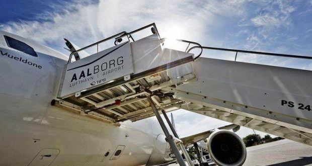 Aalborg Airport, passengers, numbers, stats, 2018, charter, scheduled, flights, leisure, routes, Spain