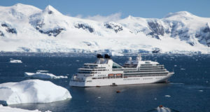 Seabourn, Cruise, ships, vessels, submarines, boats, Zodiac, kayak, Arctic, Antarctica, expedition cruise, market, companies, lines, Ponant, Silversea, trend