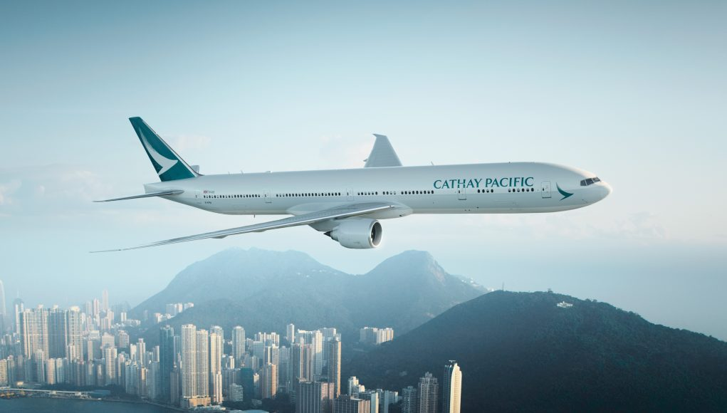 Cathay Pacific, restrucuring, cost cuts, airline, China, competition, overseas, world, offices, losses