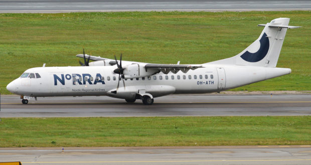 Norra, Nordic Regional Airlines, own, buy, DAT, Finnair