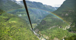 Flåm, Zipine, Norway, longest, fast, speed, valley, fjord, rail, tourism