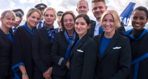 cabin crew, service, skills, IATA, survey, recruitment, training, ground, staff, handling, airlines, airports, talent