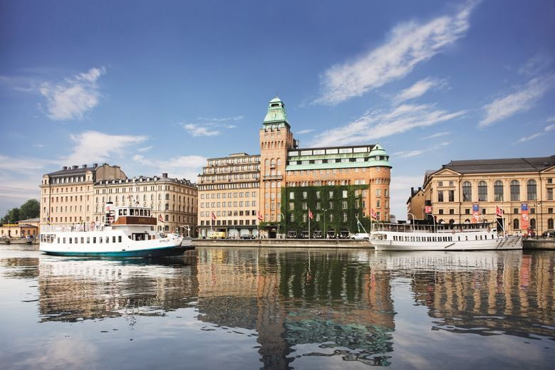 The Radisson Collection Hotel, Strand Stockholm, Radisson, hotel, luxury, Stockholm, stay, suite, restaurant, bar, cocktails, memorable, design, furniture, refresh, refurbish, Wingårdhs