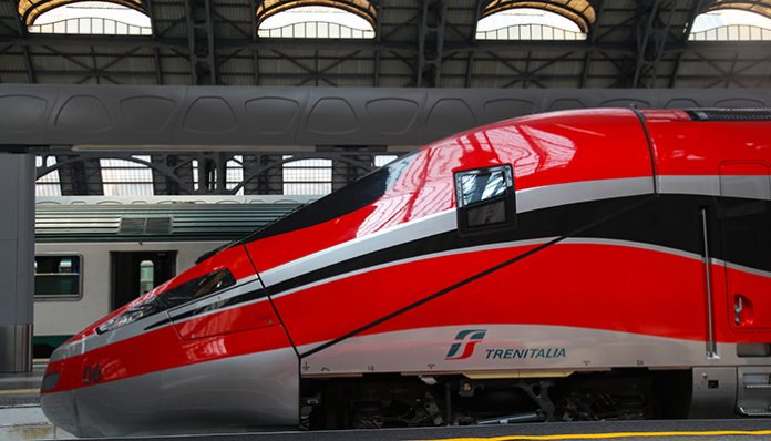 Trenitalia, Italy, train, rail, fly, Emirates, codeshare, plane, airline, ticket, Bologna, Milan, Rome, Venice