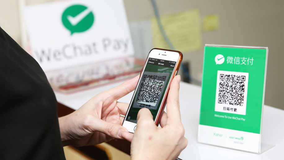 WeChat Pay, KLM, Air France, Finnair, social media, airlines, Chinese, travellers, reach, marketing