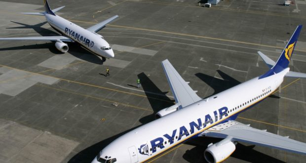 Ryanair, cancellations, flights, Germany, Union, cabin crew, countries, strike, Belgium, date, September