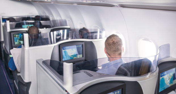 JetBlue, Mint, business class, CEO, Hayes, low-cost, long-haul, transatlantic, Boston, London, Aer Lingus, announce, start, date, 2021, London, Boston, New York, premium, business travel, competition