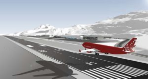 Kalaallit Airports, Nuuk, Greenland, airports, fund, offer, agreement, Denmark, state, government, coalition, China