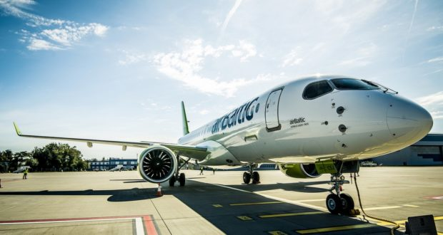 airBaltic, Pope, buy, cathedral, Vilnius, visit, Lithuania, airline, fly, Baltics, Latvia, Aglona, Estonia, itinerary, schedule, Estonia, Rome, aircraft, sale, investor, listing, stock exchange, shares, Gauss, CEO, year, profit, income, 2018, record, revenue, passengers, numbers, stats, rise, increase, fleet, A220, Bombardier, outlook