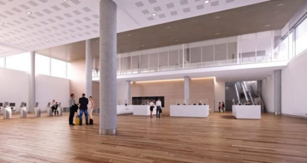 oslo, airport, expansion, project, architecture, design, building, construction, dates, cost, Gardermoen