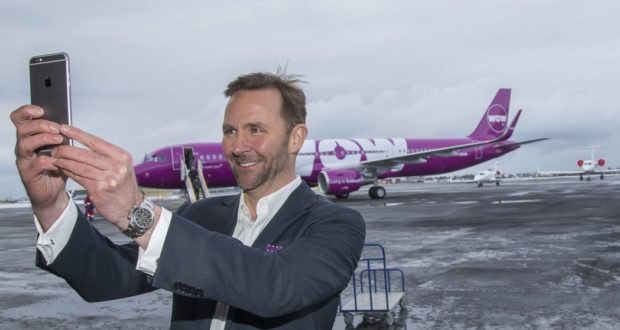 wow air, finance, Iceland, tourism, travel, flights, transatlantic, low-cost, Asia, India, plans, capital, CEO, interview