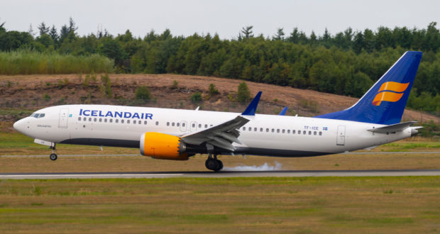 Icelandair, revenue, profit, ebitda, ceo, regign, reasons, staff, oil, fuel, costs, MAX, 737, type, aircraft, plane, jet, revenue, loss, profit, tourism, travel