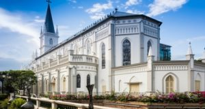 Chijmes, Singapore, Malaysia, locations, film, movie, Hollywood, marketing, Crazy Rich Asians, tourism, travel, effect, influence, search, Expedia