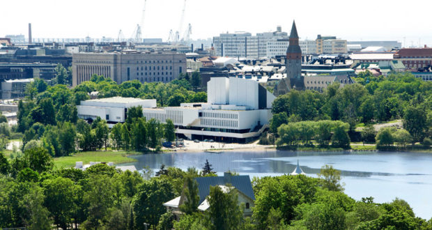 Finlandia Hall, MICE, meetings, events, conference, congress, renovation, Helsinki, Finland, lake, green, park
