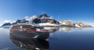 Hurtigruten, cruise, ship, order, passengers, newbuild, expedition, Arctic, Antarctica, environment, hybrid, power, Verft, Norway