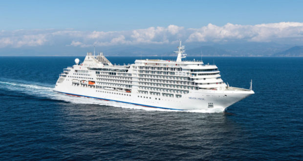 Silversea, silver, ship, cruise, build, new, Meyer Werft, shipyard, evolution class, expedition, Galapagos, itinerary, Moon, europe, luxury