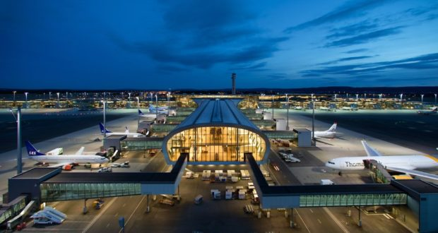 Oslo airport, air travel, avinor, Airbus, conference, ACI Airport Exchange 2018, capacity, Lillestrøm, crunch, airlines, airports, ICAO