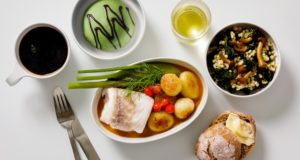 SAS, dining, meals, food, flight, routes, long-haul, sas go, seating, buy, Nordic