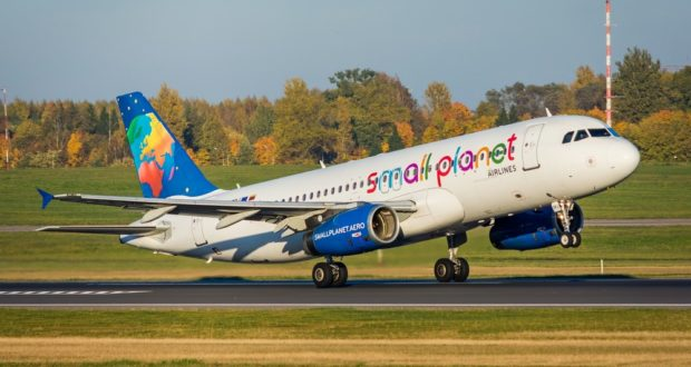 Small Planet Airlines, Lithuania, airline, charter, restructuring, Germany, Poland, tour operators, flights, operations, continue, cancel, investor