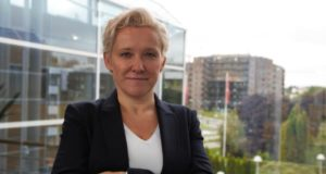Helga Bollmann Leknes, Norwegian, cco, commercial officer, SAS, HR, human resources, appointment, background, BI Norwegian Business School, education, job, position