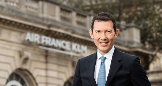 Air France, KLM, ceo, smith, vision, merge, airlines, business, profitability