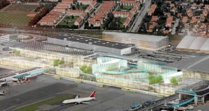 CPH, Pier, expansion, Copenhagen airport, charges, fees, airlines, reduction, strategy, finance