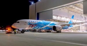 Boeing, 787, 787th, Dreamliner, China Southern, AerCap, delivery