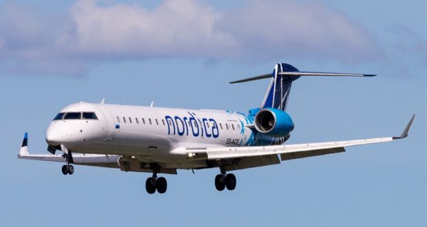 CRJ700, Nordica, Netherlands, Holland, Groningen, Munich, Copenhagen, Orebro, Sweden, routes, close, shut, Estonian, Tallinn, airbaltic, competition, bmi, flybmi, regional, leasing, ACMI, profitable, airlines, trends