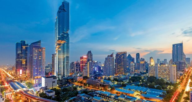 King Power Mahanakhon Building, King Power, Thailand, Bangkok, luxury, stay, suites, tower, rooms, hotel, Accorhotels, Accor, design, Orient Express, rail, brand, Srivaddhanaprabha
