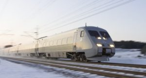 SJ, rail, train, high speed, Sweden, Stockholm, Gothenburg, services, Umea, Lapland, Christmas, winter, seats, travel, tourism, New Year, eve, Denmark, competition, national, DSB, Jutland, Odense