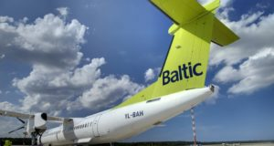 airBaltic, Bombardier Q400 NextGen, Liepaja, Riga, flights, domestic, Baltic, coast, resort, travel, tourism, name, planes, Latvia