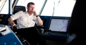 Kai Albrigtsen, Hurtigruten, captain, named, appoint, MS Roald Amundsen, MS Fridtjof Nansen, hybrid, power, environment, cruise, Arctic, Antarctica, Northwest Passage