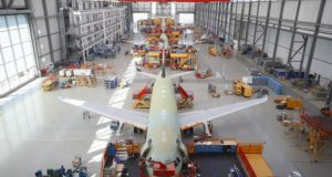 A320, A220, A380, A350, aircraft, planes, orders, deliveries, 2018, Airbus, fall, record, Boeing
