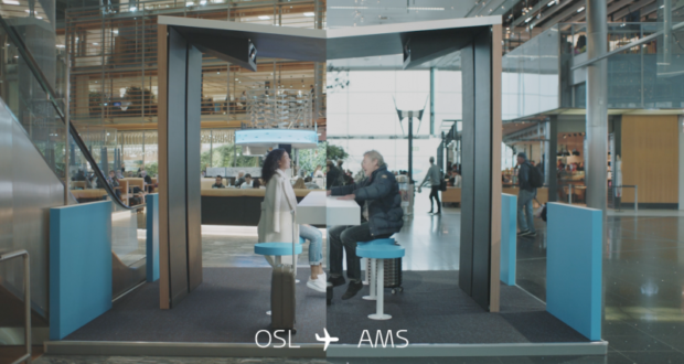 KLM, Dutch, travel, airline, technology, hologram, bar, airports, Oslo, Stockholm, Copenhagen, Rio, tips, locals, travellers