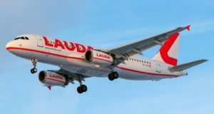 Laudamotion, Lauda, airline, expand, Ryanair, low-cost, airports, routes, new, growth, planes, aircraft, plans, Vienna, bases, Austria, Stuttgart, Dusseldorf, Palma