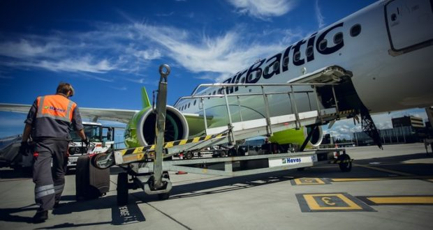 airBaltic, baggage, luggage, pay, services, extra, add-on, ancillary, seat, choose, window, most popular, award, ATW