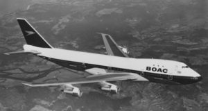BOAC, livery, design, centenery, British Airways, 100, airline, Boeing 747, replace