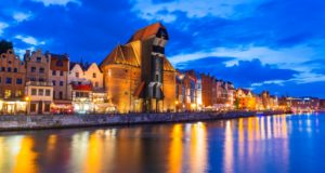 Gdansk, Poland, flights, route, travel, tourism, visit, Bodo, Norway, north, Wizz Air, Varadi, Scandinavia, Nordic