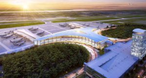 New Orleans, terminal, airport, new, open, date, 2019, 2018, passengers, capacity, full, parking, USA, travel, Tourism, flights, routes, Europe, British Airways, BA, Condor, airlines