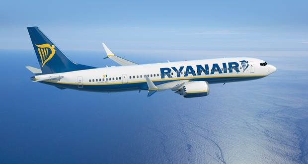 Ryanair to fly new MAX 8 to Sweden - STANDBY Nordic