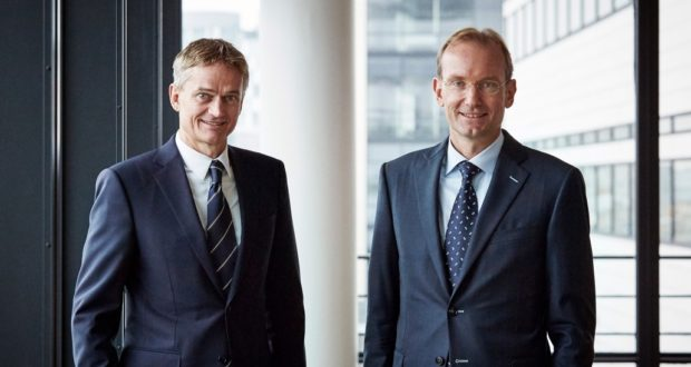 Niels Smedegaard, Torben Carlsen, CEO, CFO, DFDS, appoint, management, chief executive, shipping, ferry, news