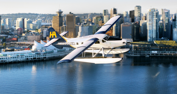 Harbour Air, seaplanes, electric, motor, engine, future, flight, convert, battery, MagniX, Richmond, Vancouver, Seattle, fly, travel