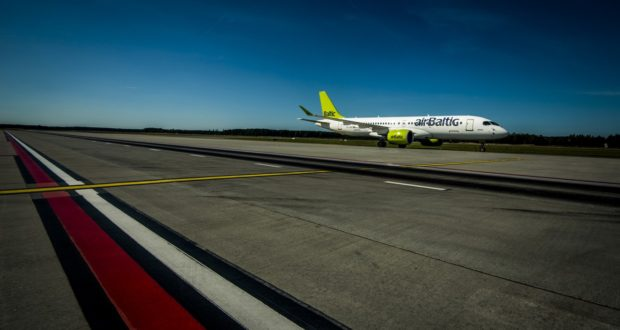 airBaltic, Tallinn, Salzburg, Austria, Alps, flights, route, new, winter, seasonal, travel, tourism, ski, Nordica, competition, airlines, market, destinations