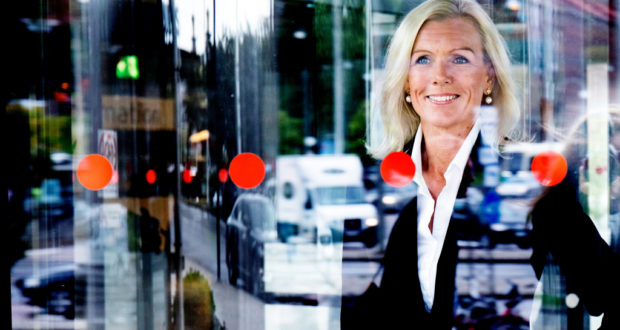 Carin Kindbom, president, chief executive, Swedish Exhibition & Congress Centre, Gothia Towers, MICE, venue, Upper House, spa, awards, 2018, profit, revenue, invest, fourth tower, entrance, reconstruction, meetings, views