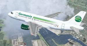 Germania, bankruptcy, insolvent, jobs, administrator, investors, talks, subsidiaries, Germania Flug, Bulgarian Eagle